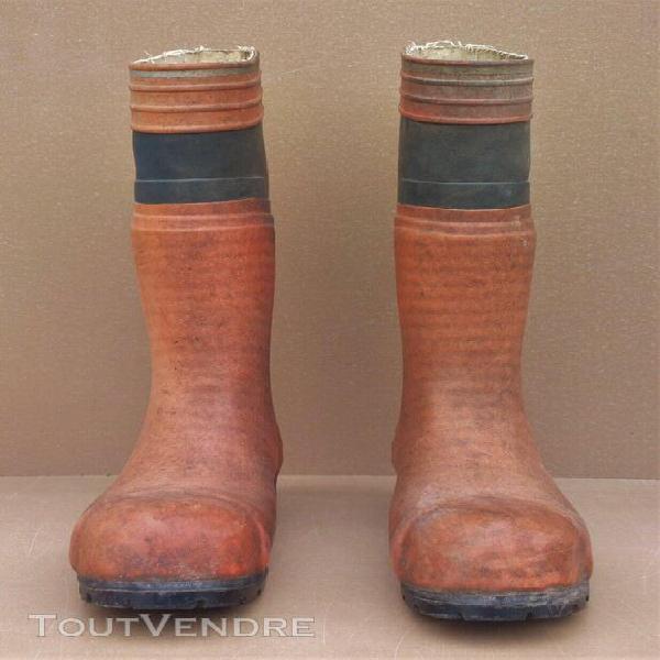 Chaussures jonsered logger classe 3 bottes sécurité