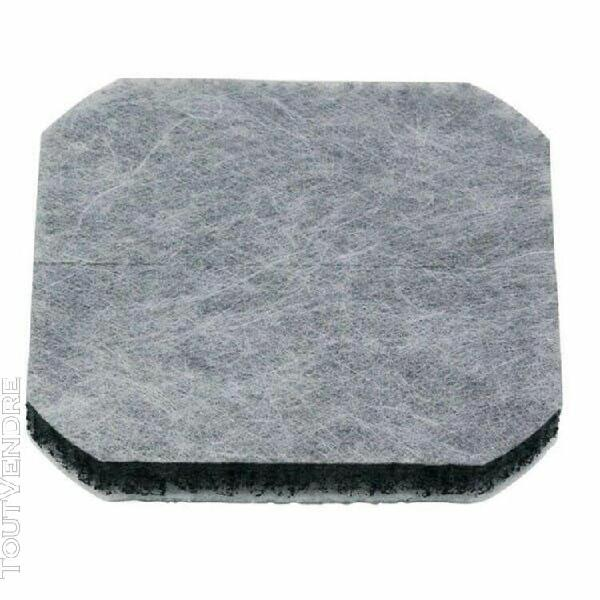 Filtre mousse anti-odeur 120x120mm pour friteuse seb