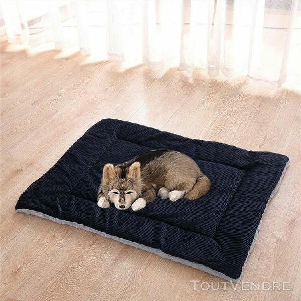 Animaux en peluche nouveau court lit mat chaud matelas de co