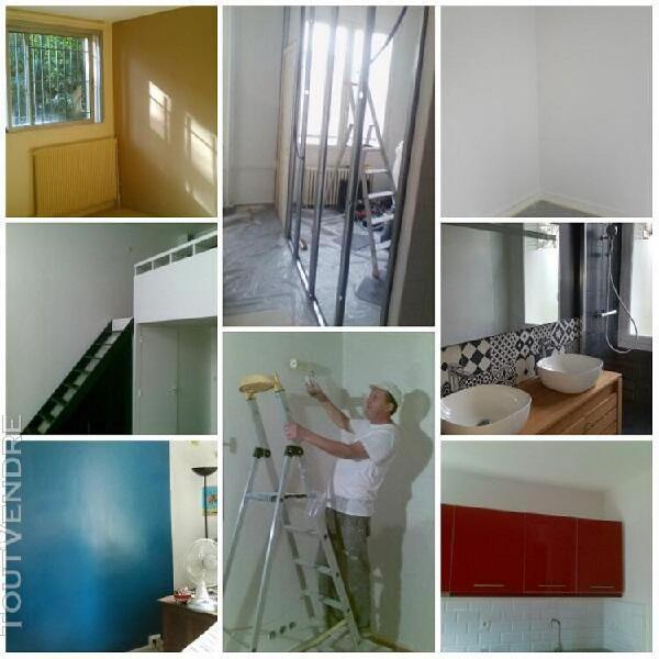 Bricolage et peinture