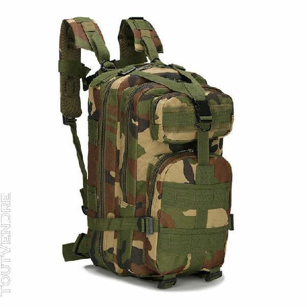 Sports de plein air camouflage sac de voyage sacs à dos
