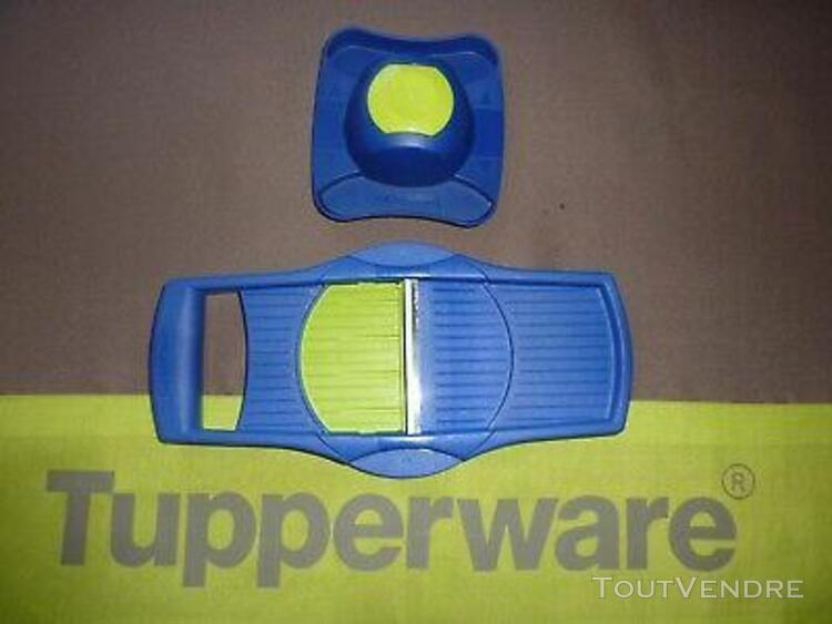 Super lot mandoline * tupperware