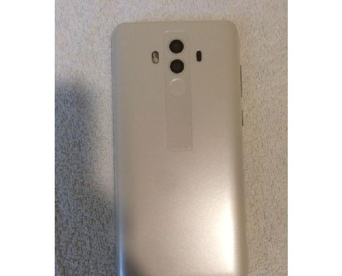 smartphone m10 plus dual sim blanc