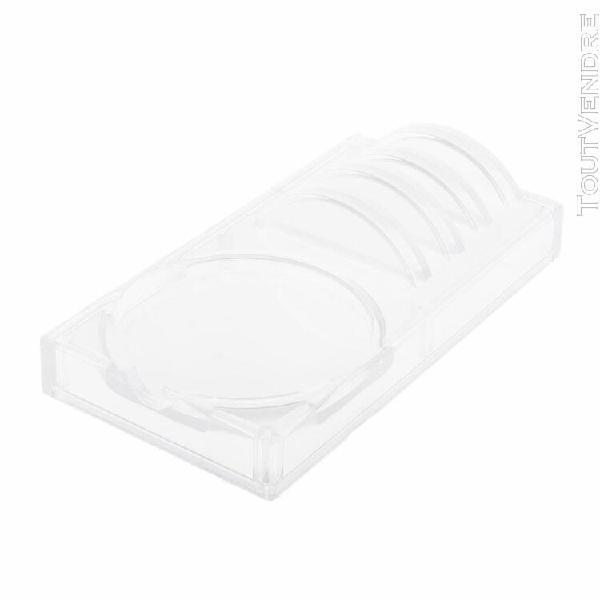 Cils colle palette cils extension pad divider support de sup