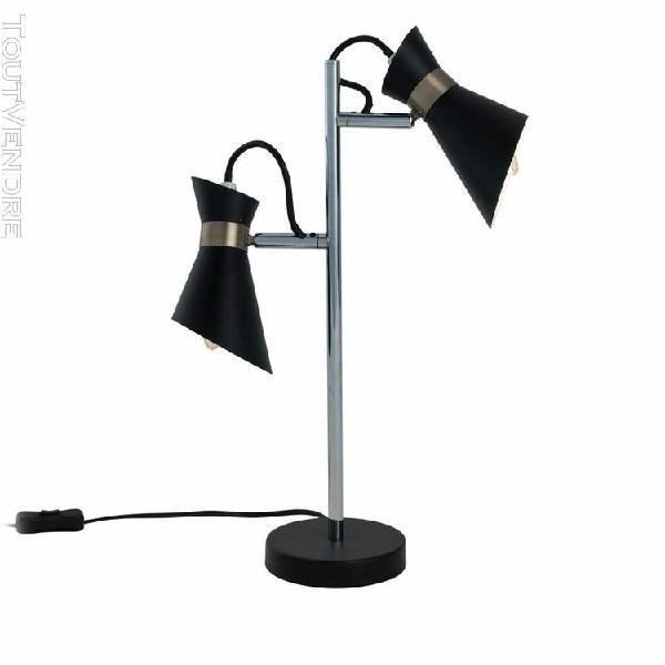 Lampe poser noire 【 OFFRES Juillet 】   Clasf