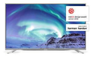 "4k uhd télévision sharp lc-49cuf8472es 124cm 49"" smart tv"