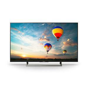 "4k uhd télévision sony kd-43xe8096 108cm 43"" android tv"