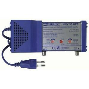 Amplificateur tv spaun hnv 30 upe hnv 30 upe 30 db 1 pc(s)