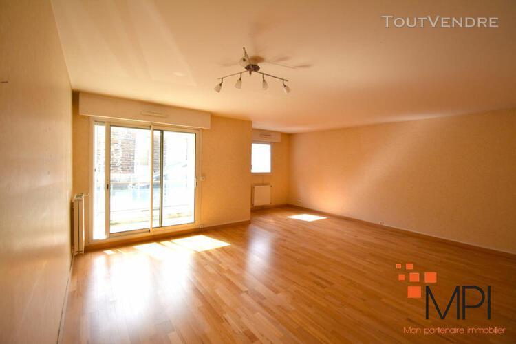 Appartement rennes 3 pièce(s) 80.07 m2