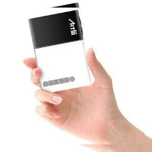 Artlii mini projecteur, led portable projecteur avec
