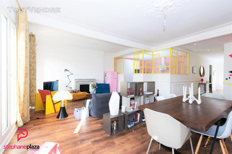 Location vide - haute ville - dernier étage - appartement