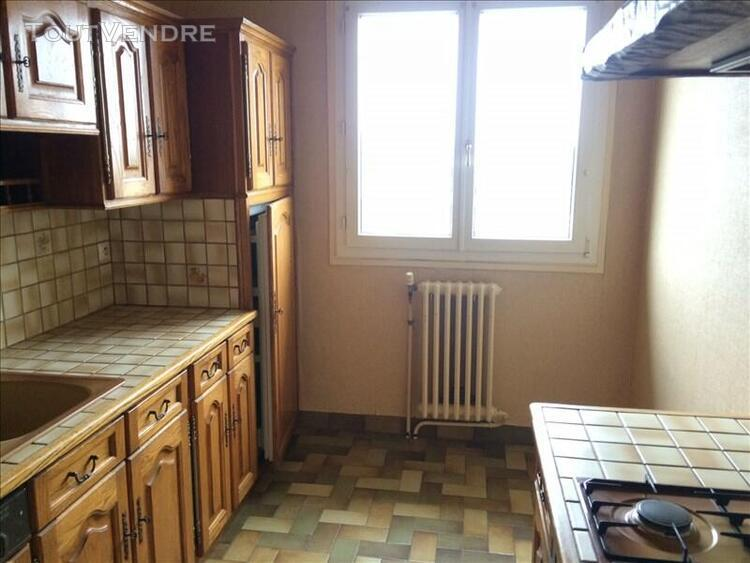 Maison 2 chambres avec garage - canteleu croisset