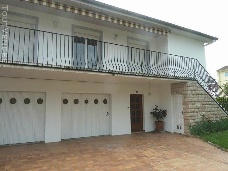 Maison - 6 pièces - 146 m2