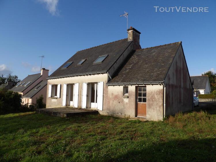Maison gourin 6 pièce(s) 90 m2
