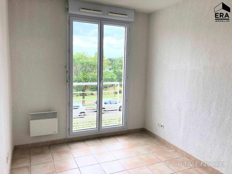 Miramas - appartement t2 39 m2 avec terrasse et parking