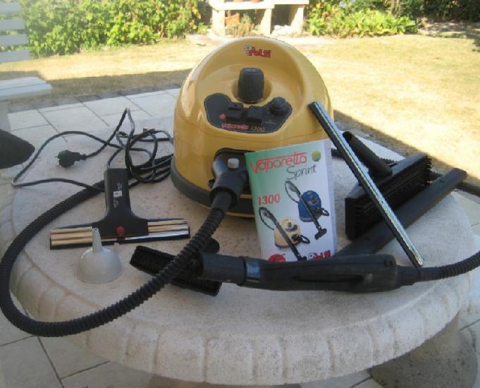 Nettoyeur vapeur vaporetto polti 1300