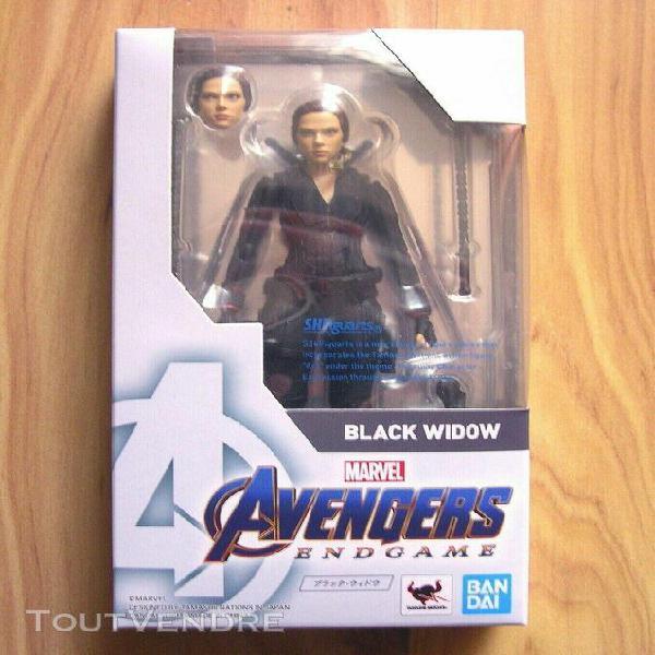 sh figuarts avengers endgame - black widow