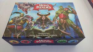 Hero realm jeux societe a deck type magic tg comme neuf