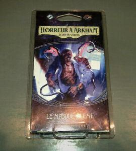 horreur à arkham - lcg - le masque blème - ffg - neuf sous