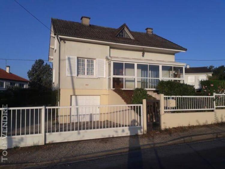Maison à vendre saint-maurice-la-clouère