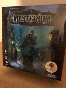 mysterium - le jeu de plateau - neuf et scellé sous blister