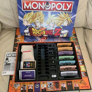 rare monopoly dragon ball sangoku version française manga
