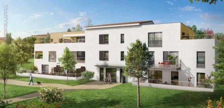 T2 de 38m2 avec terrasse et parking - meyreuil 13590
