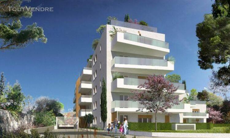 T4 de 96,06 m² très fonctionel avec terrasse de 19,81 m²