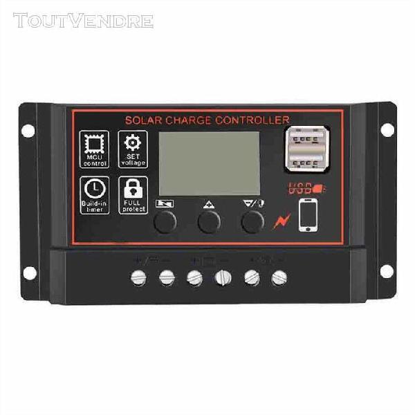 10a panneau solaire contrôleur de batterie régulateur de