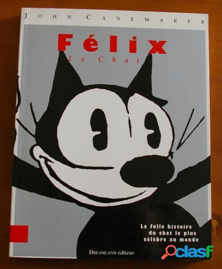 Félix le chat, john canemaker