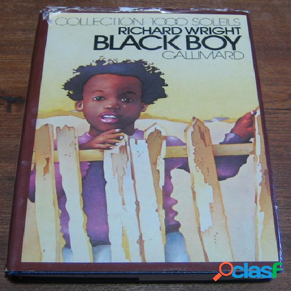 Black boy, richart wright