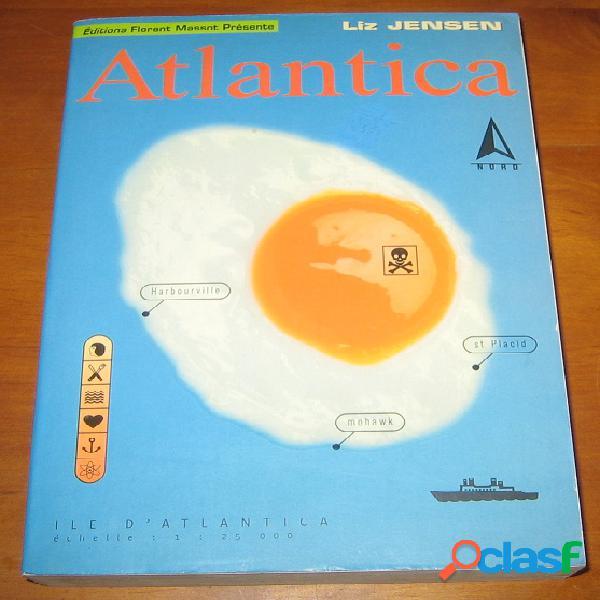 Atlantica, liz jensen