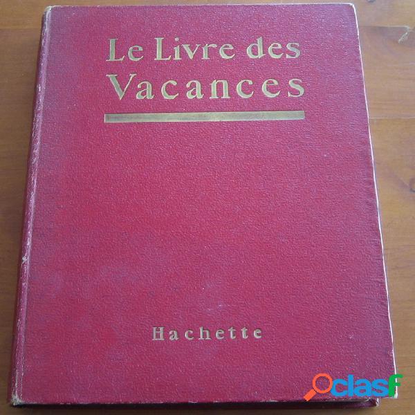 Le livre des vacances, recueil de contes