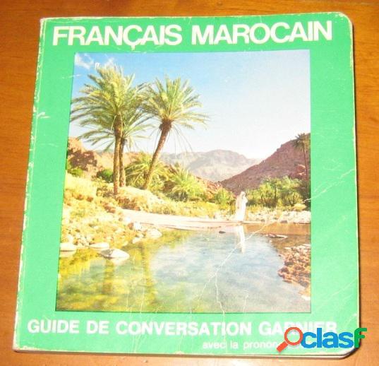 Guide français marocain avec la prononciation