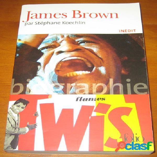 James brown, stéphane koechlin