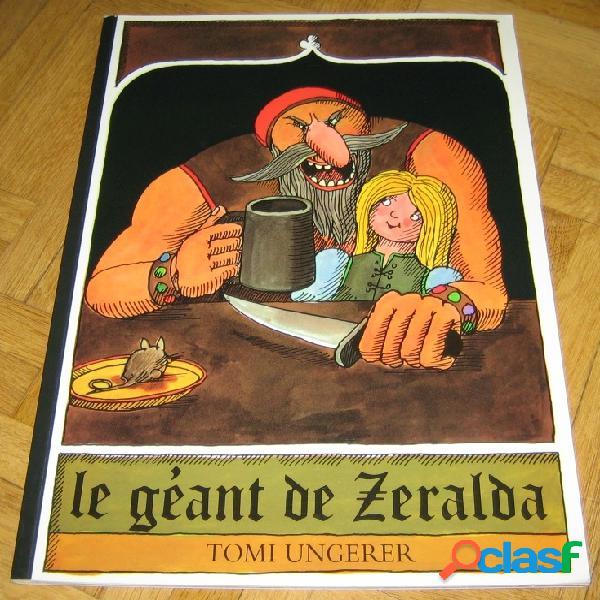 Le géant de zeralda, tomi ungerer