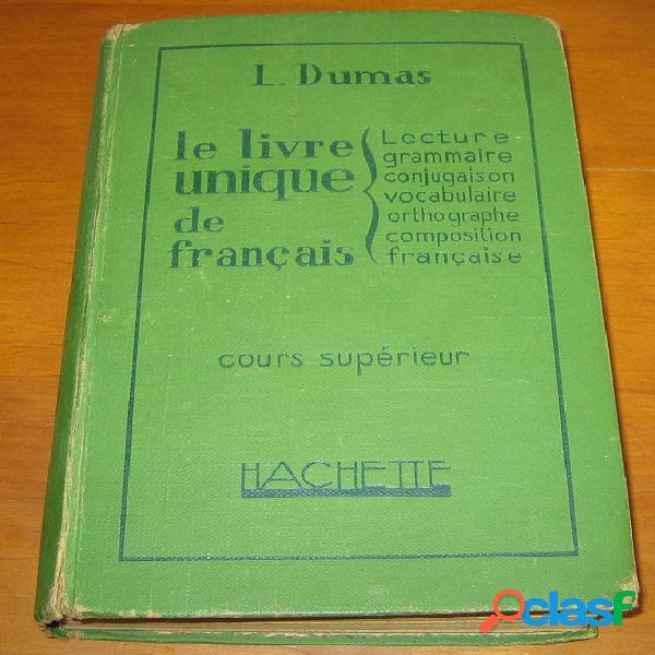 Manuel Scolaire Francais Livre Unique Cm1 Collection En