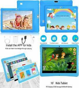 4g tablette enfants 10 pouces ips/hd,2 ram 32 rom,8500mah