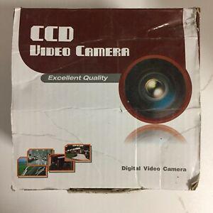 Digital video camera ccd video camera excellent quality