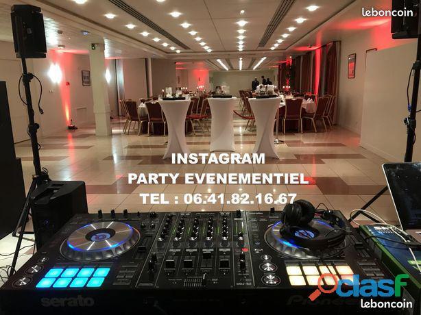 DJ anime et sonorise votre soirée d'entreprise séminaire