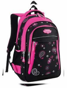 Fanspack cartable fille primaire sac a dos ecole rose
