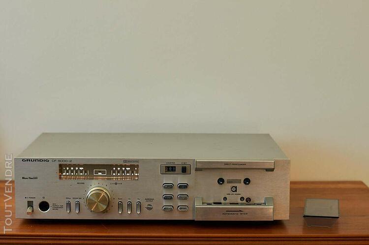 platine cassette grundig cf 5000-2