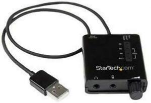 Startech.com carte son externe usb avec audio spdif