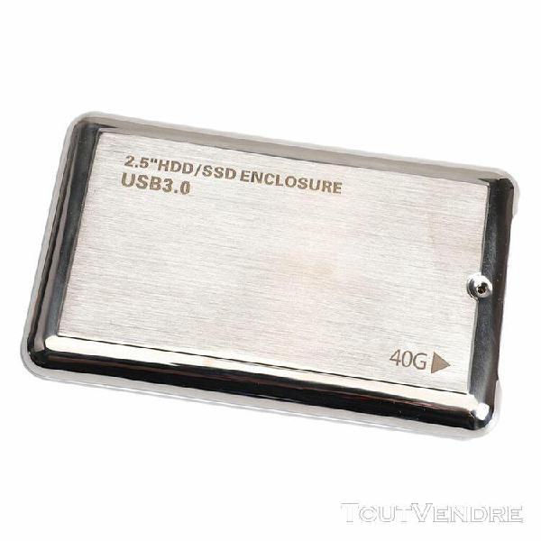 40 go disque dur ssd portable usb3.0 stockage hdd pour pc et