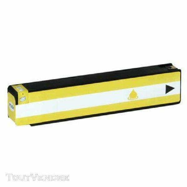 cartouche compatible hp d8j09a n980 jaune