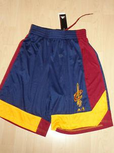 Cavaliers cleveland nba adidas sport taille m - neuf avec