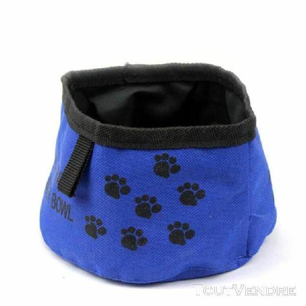 Portable pliant réductibles animaux chiens chats voyage