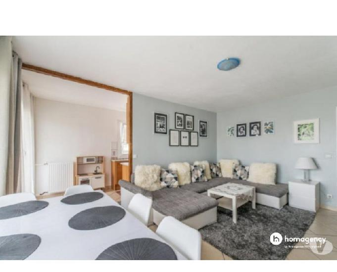 18022) appartement 56m² tremblay en france