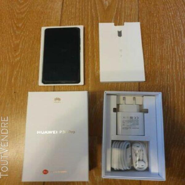 Huawei p30 pro sous garantie 18 mois - 128 go noir plusieurs