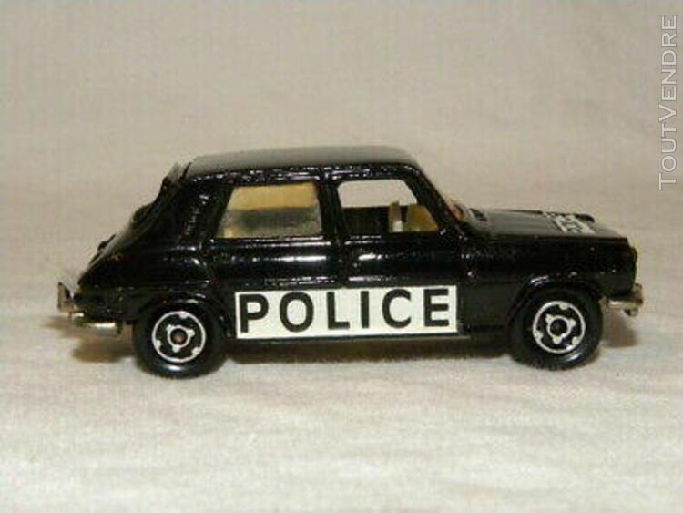 taxi roof unpainted SIMCA 9 ARONDE TAXI enseigne à peindre DINKY TOYS 24UT